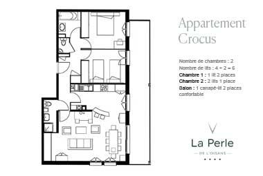 appartement vaujany crocus