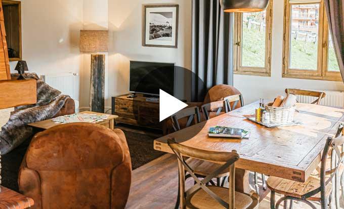 appartement vaujany Myositis video