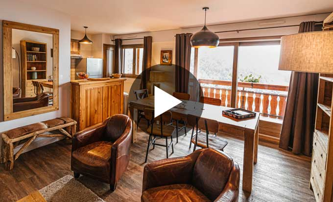 location appartement vaujany bouton d or