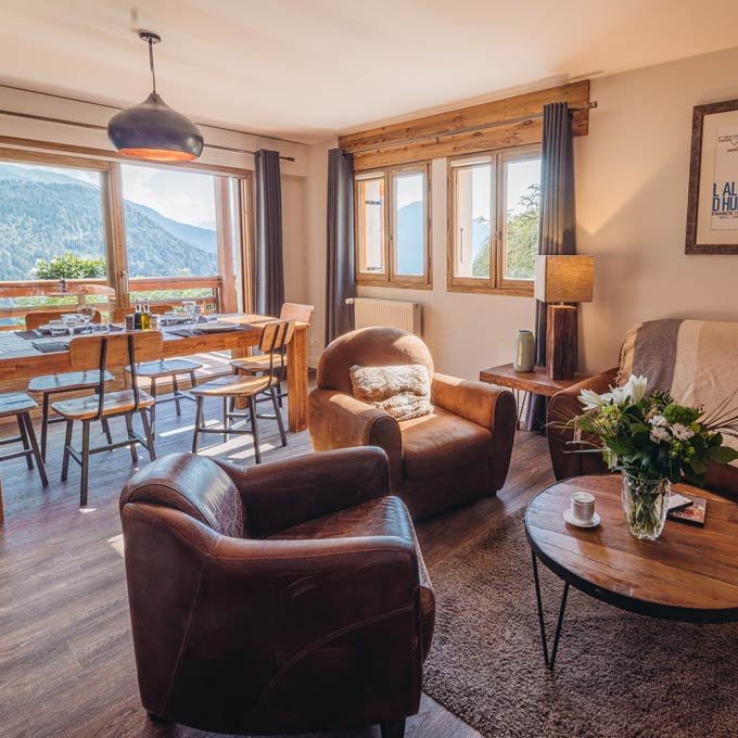 appartement vaujany crocus