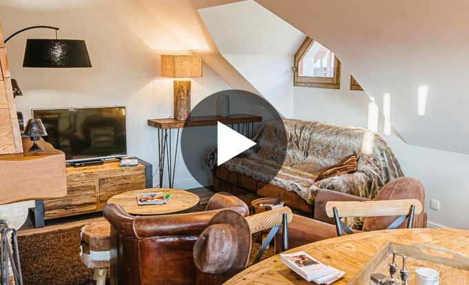 appartement vaujany renoncule video