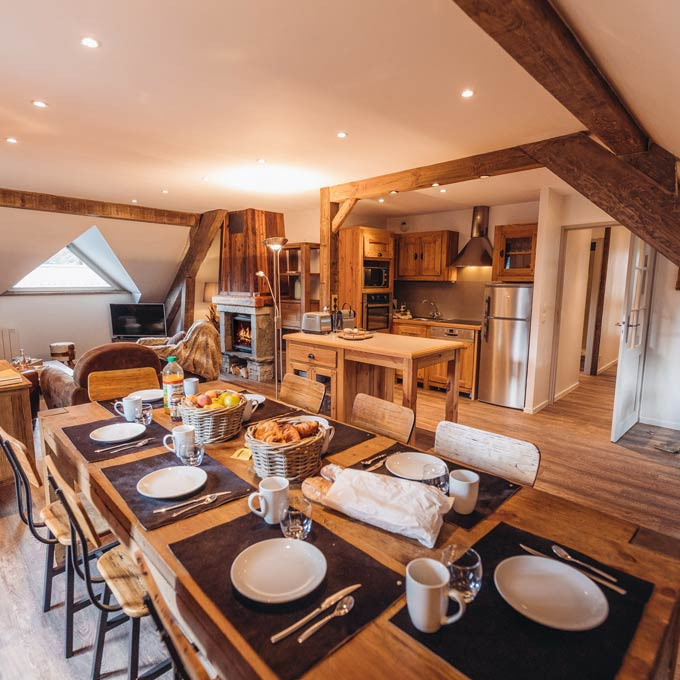 appartement vaujany chamois
