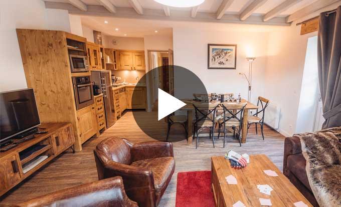 location appartement vaujany chevreuil